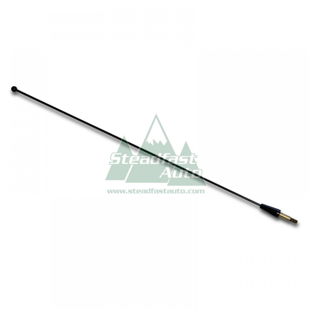 "Ford Mustang Antenna 14"" - Black - 1999-2004 All"