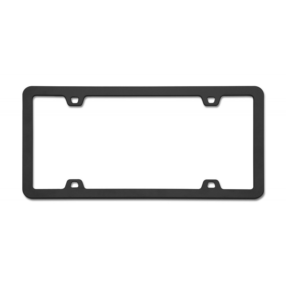 Cruiser Accessories Neo License Frame - Black